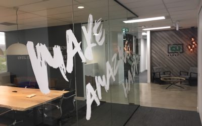 CLI Group opens our doors to our new office, after creating a space reflecting our culture and new brand.